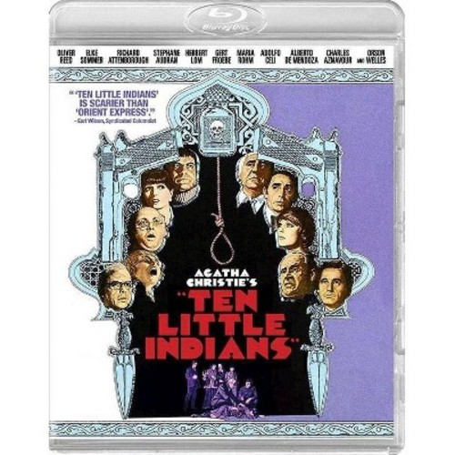 Ten Little Indians [Blu-ray] [1974]