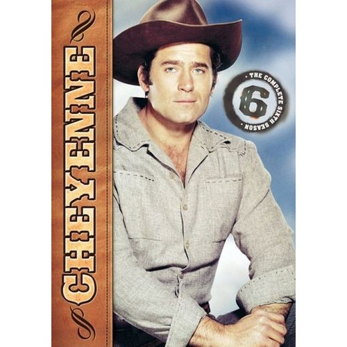 Cheyenne: The Complete Sixth Season [4 Discs] [DVD]