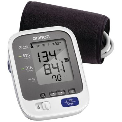 Omron 7 Series Advanced Accuracy Wireless Upper Arm Blood Pressure Monitor