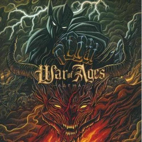 War Of Ages - Alpha (CD)