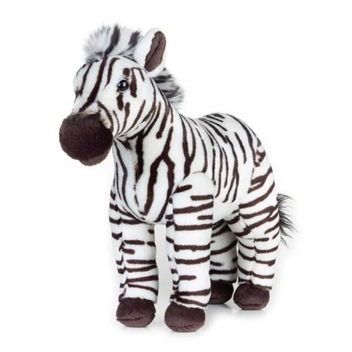 National Geographic Lelly Plush - Zebra