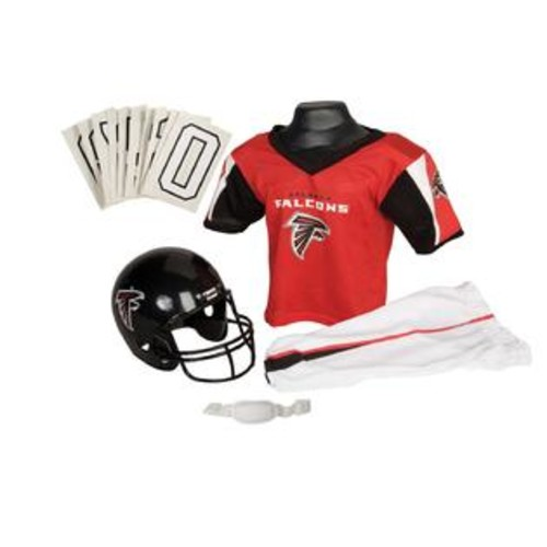 Franklin Sports 15701F01P1Z NFL FALCONS Medium Uniform Set