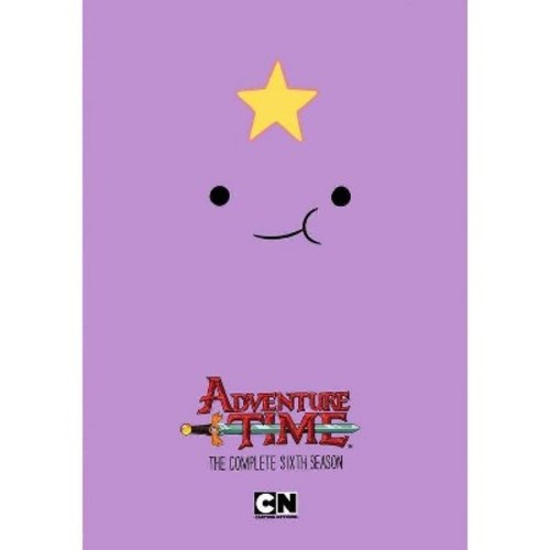 Adventure Time: The Complete Sixth Season DVD