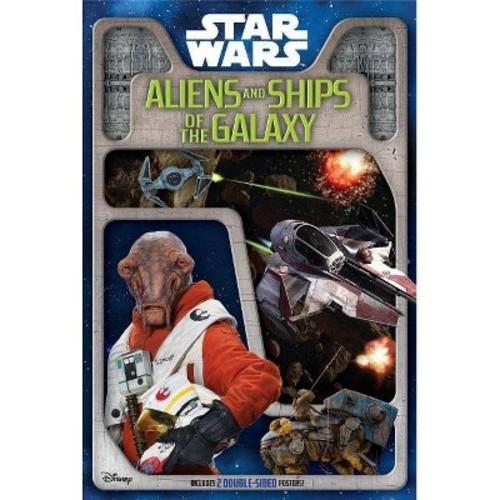 Star Wars Aliens and Ships of the Galaxy (Hardcover) (Jason Fry & Benjamin Harper)
