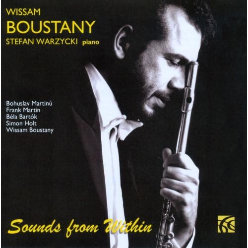 Sounds from Within [CD]