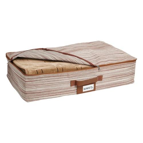 Umbra Brown Under Bed Artisan Crunch Storage Bag