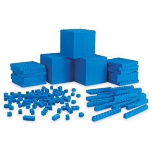 Learning Resources 142-Piece Interlock Base 10 Starter Set
