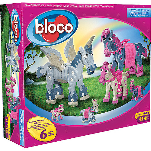 Bloco Toys - Horses and Unicorns