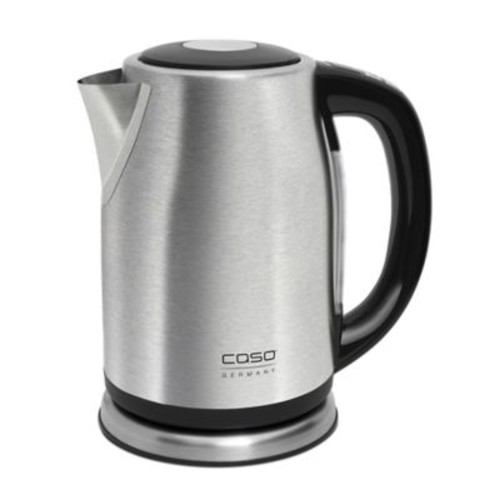 Caso 1.7 Liter Cordless Electric Stainless Steel Kettle