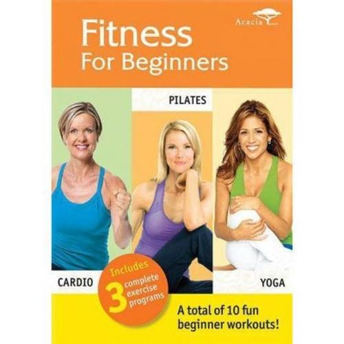 Fitness for beginners (DVD)