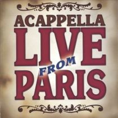 Live from Paris [CD]