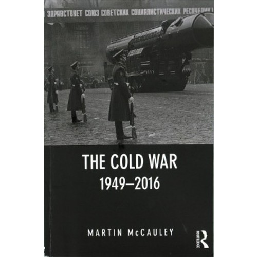 Cold War 19492016 (Paperback) (Martin McCauley)