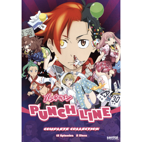 Punch Line: The Complete Collection [2 Discs] [DVD]
