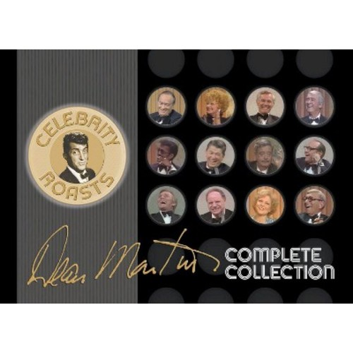 Dean Martin Celebrity Roasts: Complete Collection [25 Discs]