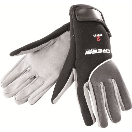 Cressi 2 mm Tropical Snorkel & Scuba Gloves