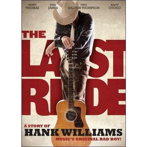 The Last Ride [DVD] [2011]