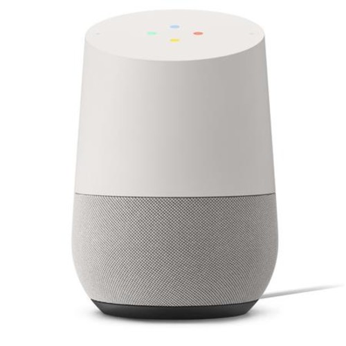 Google Home And Home Mini White Bundle