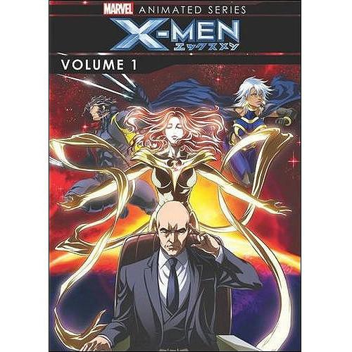 X-Men: The Animated Series, Vol. 1 [DVD]
