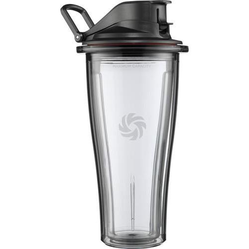 Vitamix - Blending Cup Accessory for Vitamix Ascent Series Blenders - Transparent
