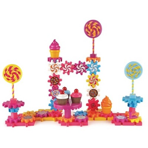 Learning Resources Gears! Gears! Gears! Sweet Shop Building Set