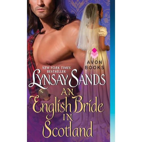 An English Bride in Scotland (Scottish Highlanders Series #1)