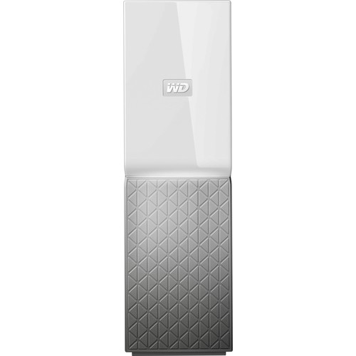 WD - My Cloud Home 6TB Personal Cloud - White