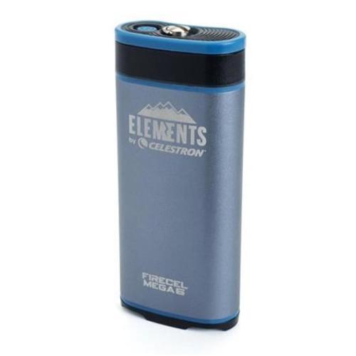Celestron Elements FireCel Mega 6, Hand Warmer/Charger/Flashlight