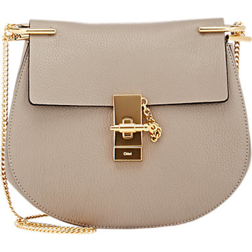 Chlo Drew Small Leather Crossbody Bag