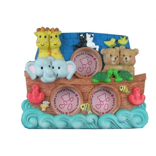 Noah's Animal Ark Picture Frame