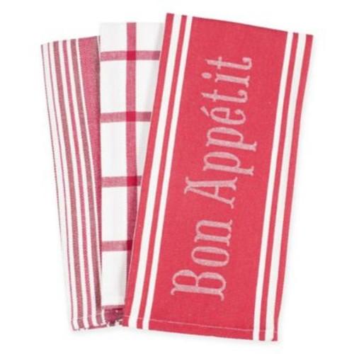 Bon Appetit Kitchen Towel (Set of 3)