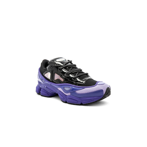 adidas by Raf Simons Ozweego III in Light Purple & Purple & Core Black