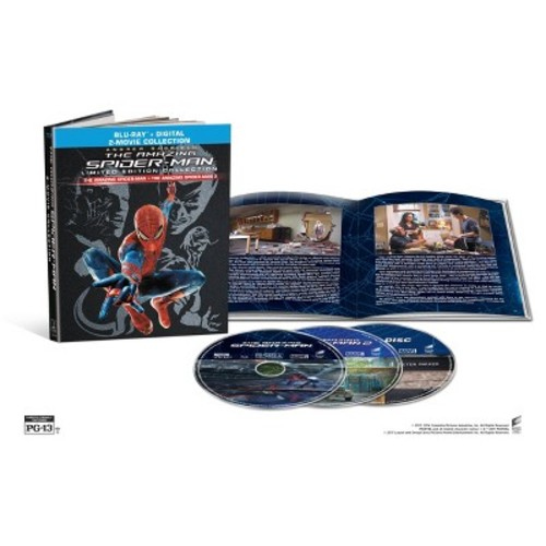 Spider-Man Evolution Collection [Blu-Ray] [Digital HD]