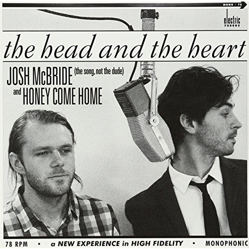 Josh McBride / Honey Come Home 78rpm
