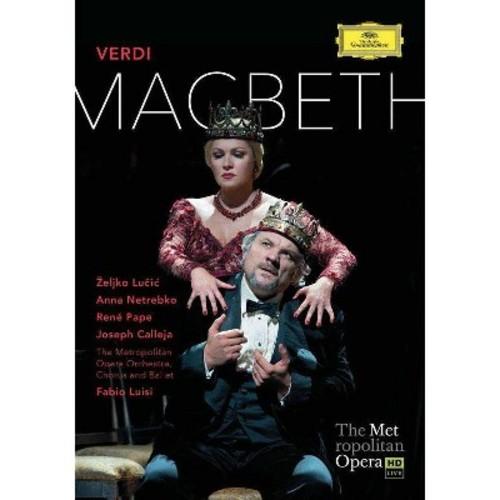 Macbeth (The Metropolitan Opera) [2 Discs]