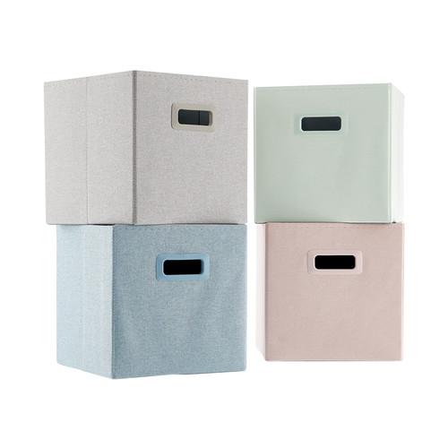 2x2 Storage Cubby Light Grey