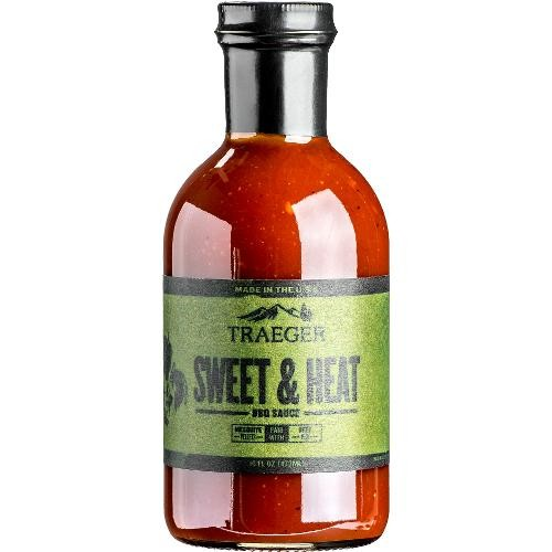Traeger Grills Sweet and Heat Sauce 16 OZ