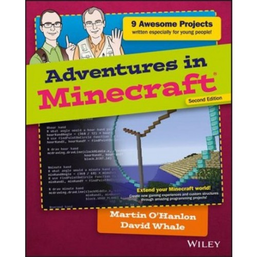 Adventures in Minecraft (Paperback) (Martin O'hanlon & David Whale)