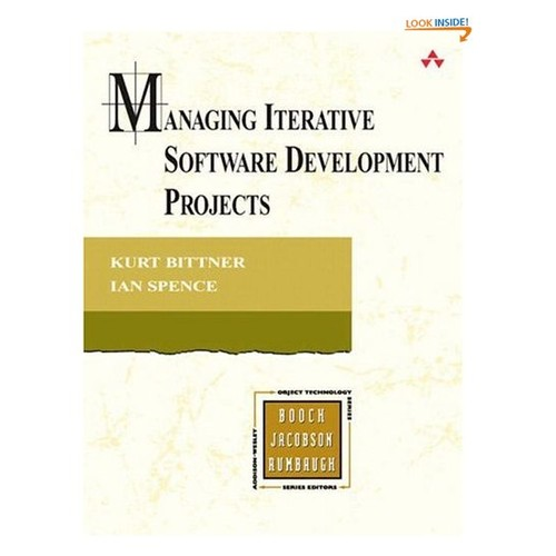 Managing Iterative Software Development Projects
