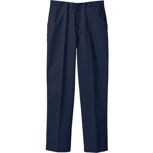 Edwards Men's Big & Tall Blended Chino Flat Front Pant [Inseam : 32; Fit : Men's Big & Tall]
