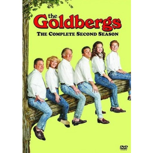 The Goldbergs: Season 2 [3 Discs]