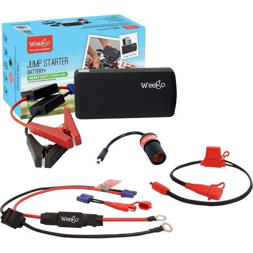 Weego - Jump Starter Battery+