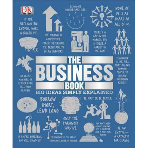 The Business Book by The Editors of DK Publishing