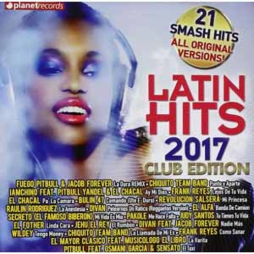 in Hits 2017 Club Edition / Various [Audio CD]