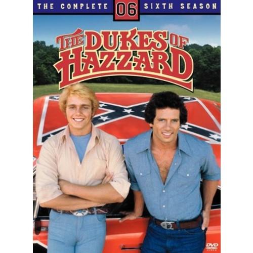 Dukes of hazzard:Ssn 6 (DVD)