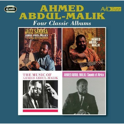 Jazz Sahara/East Meets West/The Music of Ahmed Abdul-Malik [CD]