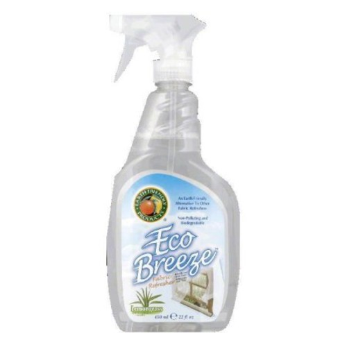 Earth Friendly Products 22 oz. Lemongrass EcoBreeze Air and Fabric Refresher Trigger Spray