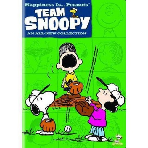 Happiness is peanuts:Team snoopy (DVD)