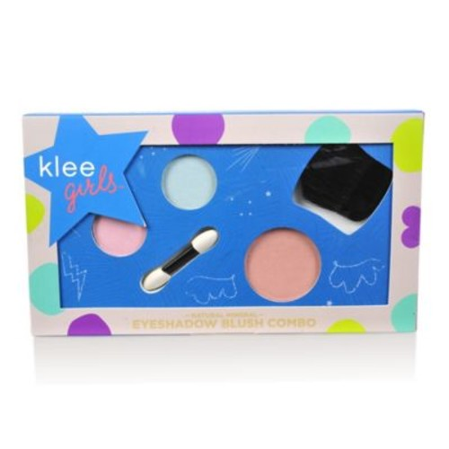 Klee Naturals 3-Piece Times Square Flair Natural Mineral Play Makeup Kit