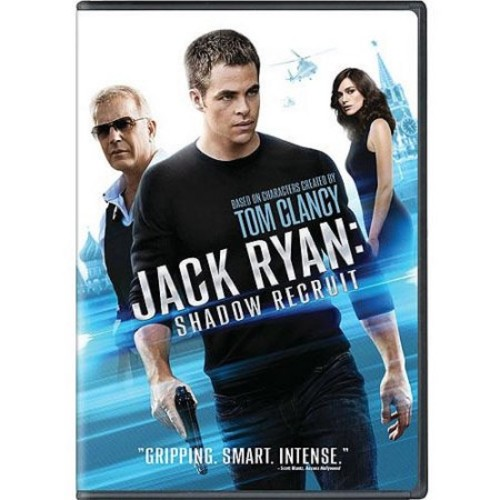 Jack Ryan: Shadow Recruit (Walmart Exclusive) (With INSTAWATCH) (Widescreen)