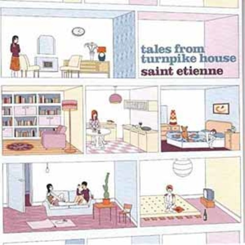 Saint Etienne - Tales From Turnpike House [Audio CD]